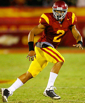 Taylor Mays is a beast, but who else is going to step up defense for the Trojans?