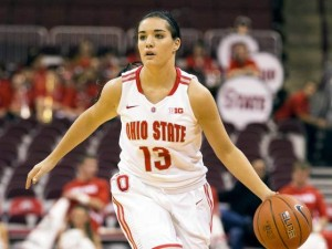 Cait Craft looked great in the exhibition game, will we have two Crafts starting for OSU basketball this season?