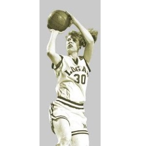Sharpshooter from anywhere on the court, she led the Lady Chieftains to the '92 state title