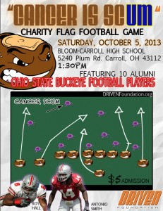 Come out and meet some former Buckeyes and boo the refs