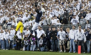 PSU's Allen Robinson... this cat is scary good!