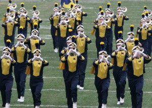 2006-11-18_Michigan_Band