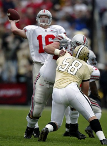 "I love you Craig Krenzel, ""Holy Buckeye"" was alot like the two OT's the Buckeyes have had with Boilermakers"