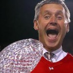 Whatever Coach Meyer wins it won't be the crystal football